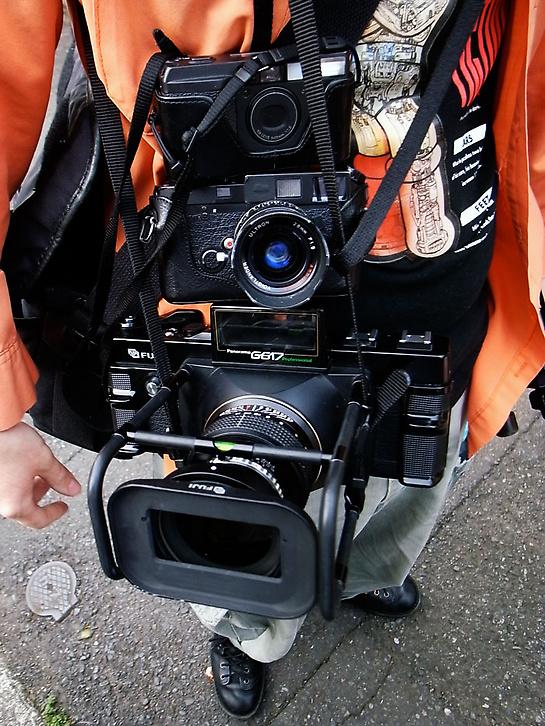 Tokyo Camera Style