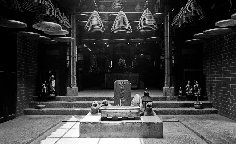 667 20090511 Prayed at Tin Hua Temple...